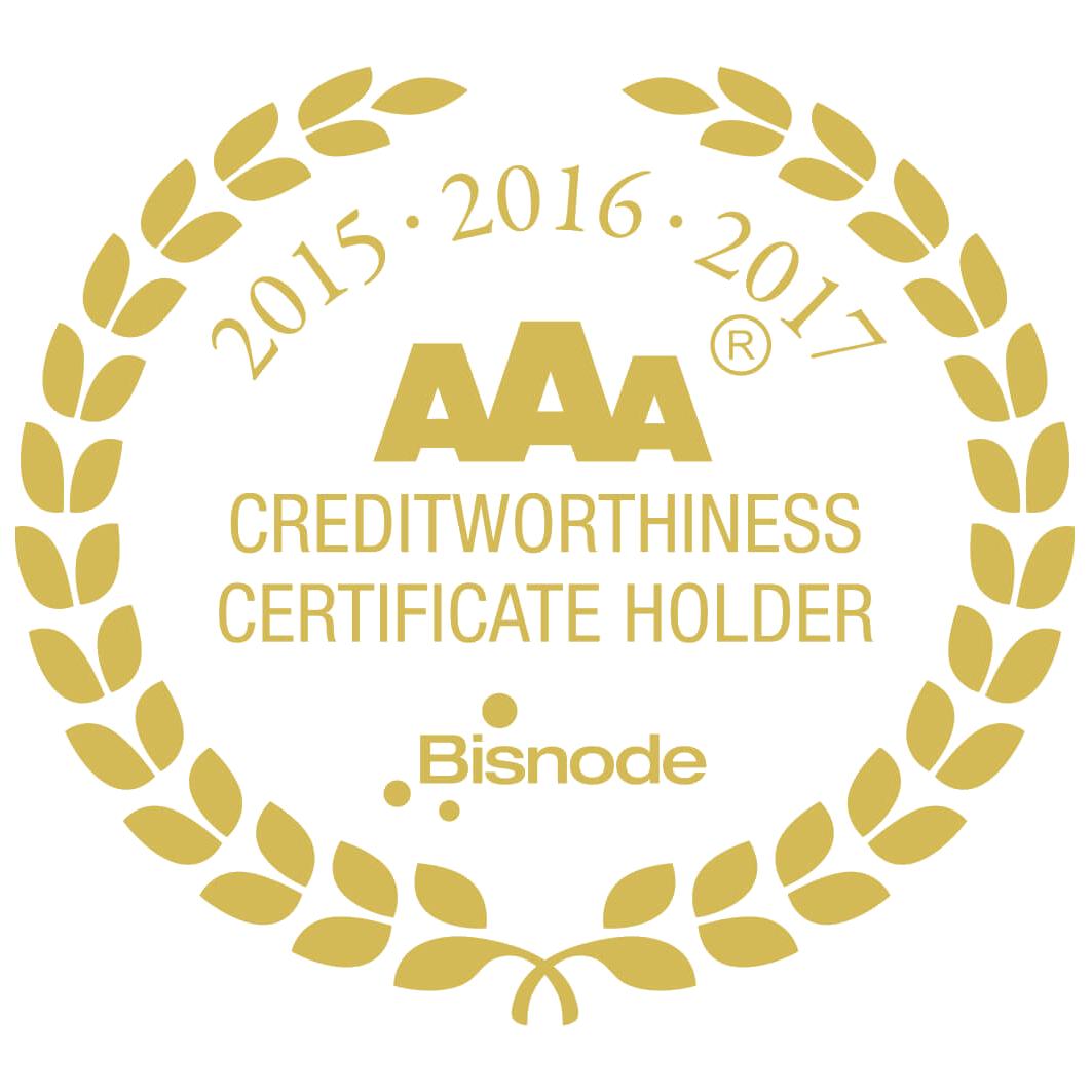 certifikat gold